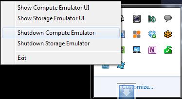 Windows Azure Compute Emulator and Ports – Michael S  Collier's Blog