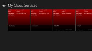 Windows8 App Screenshot