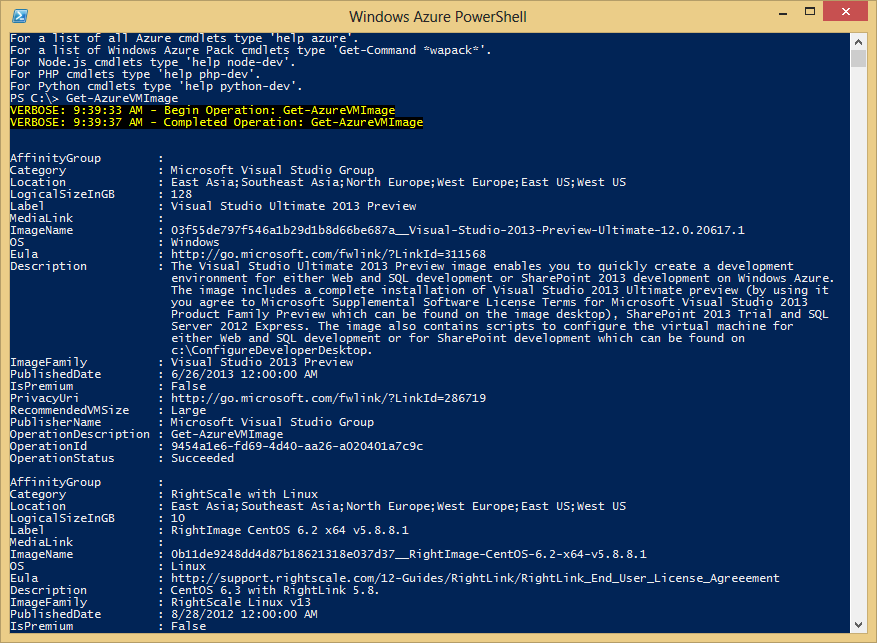 PowerShell – Michael S  Collier's Blog