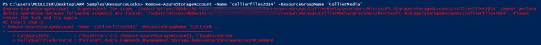 powershell - delete account (masked)